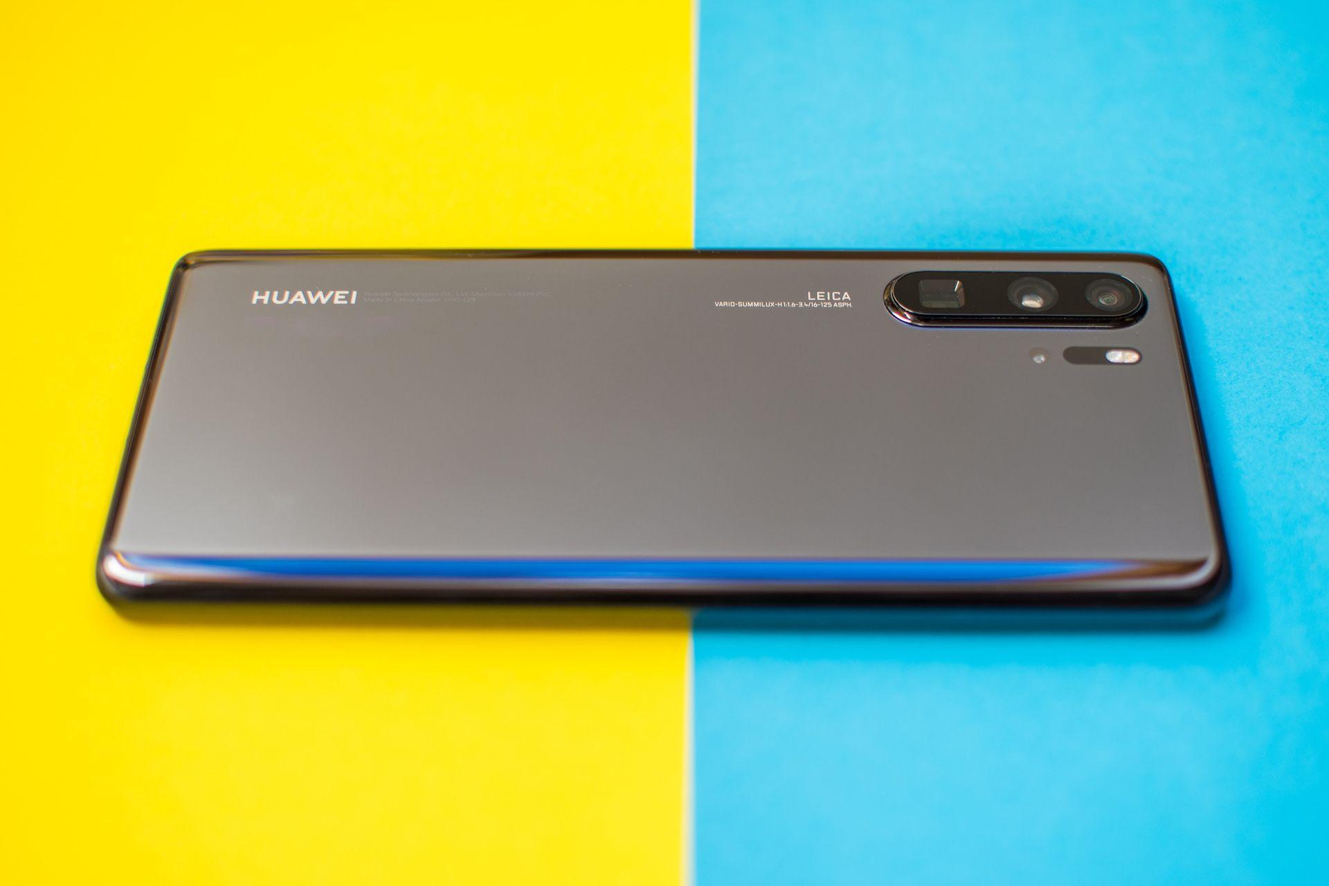 Huawei P30 Pro Rückseite