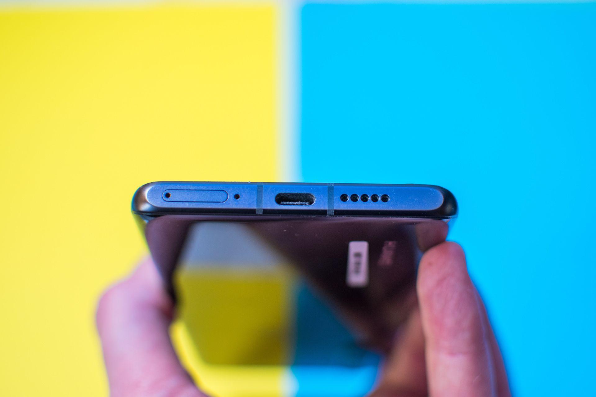 Huawei P30 Pro Unterseite